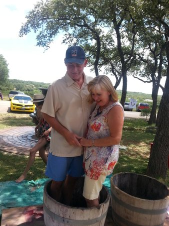 Texas Hill Country Wineries: Fun time
