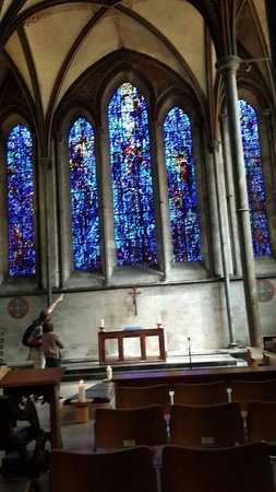 Salisbury Cathedral and Magna Carta: Inside the Cathedral