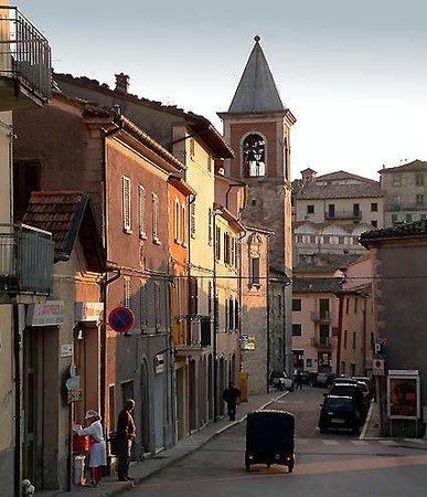 Ostello Montefeltro: Pennabilli centro