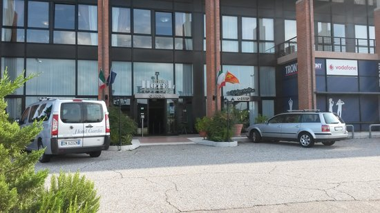 Hotel Garda: ingresso