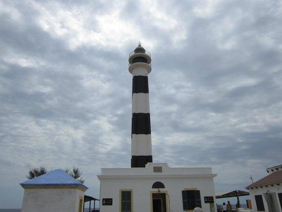 PortBlue San Luis: phare vue de la baie