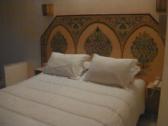 Menzeh Zalagh Hotel : camera