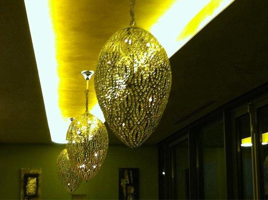 Hotel Oberosler: Lampadari