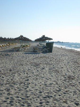 Labranda Marine Aquapark Resort : la plage d'a coté