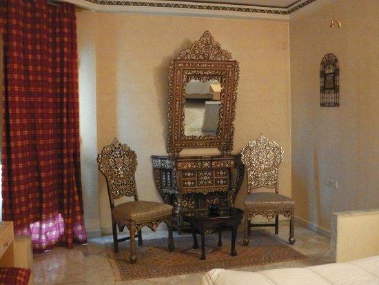 Menzeh Zalagh Hotel: camera