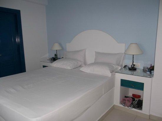 Veggera Hotel: comfy bed