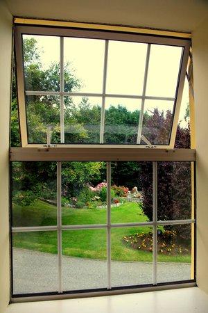 Friars Quarter House: Vue sur le jardin