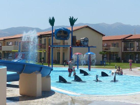 "Labranda Marine Aquapark Resort : une partie du ""paradis des tout petits""..."