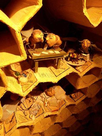 Nougat Arnaud Soubeyran Fabrique & Musee : Fabrication du miel