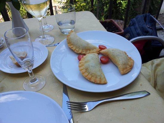 Ristorante Argentina: Mixed Empanadas