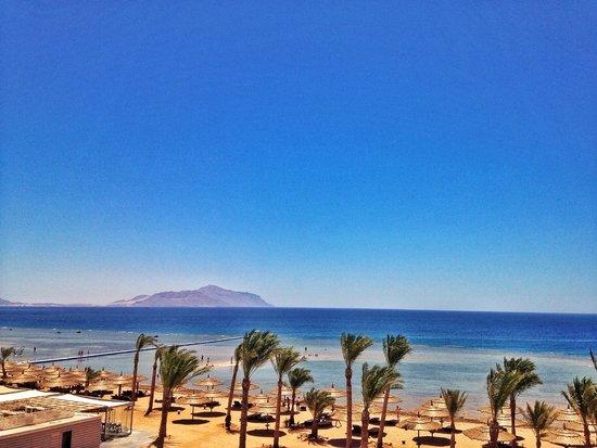 Coral Sea Sensatori - Sharm El Sheikh: View from lobby (day time)