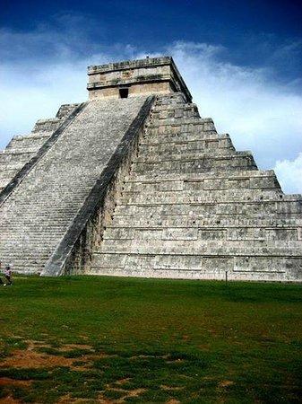 Moon Palace Cancun: Chichen Itza Ruins