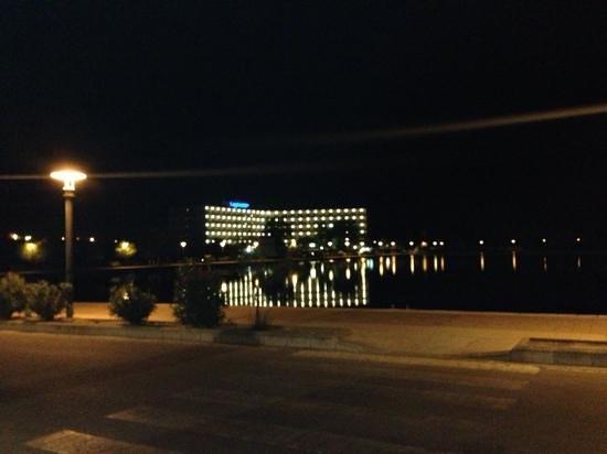 BelleVue Lagomonte : hotel front at night