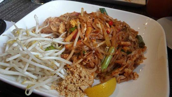 Thai food foggy bottom