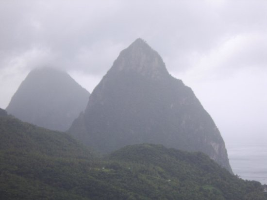 Castries Waterworks Forest Reserve: naturaleza