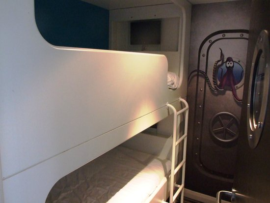 Butlin's Bognor Regis Resort: Kids bunks