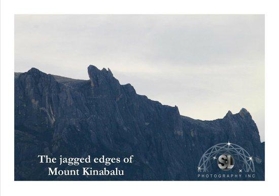 Kinabalu Pine Resort : More view .. of majestic mountain