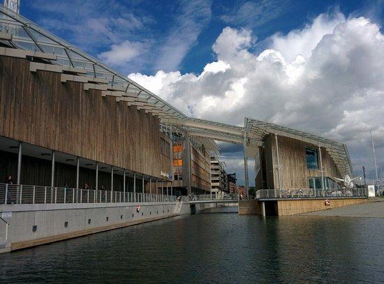 Astrup Fearnley Museet : E bravo Renzo Piano