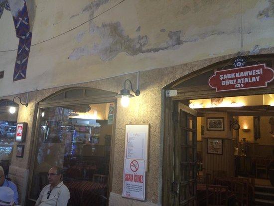 Sark Kahvesi: Зашли попить кофе на Гранд базаре