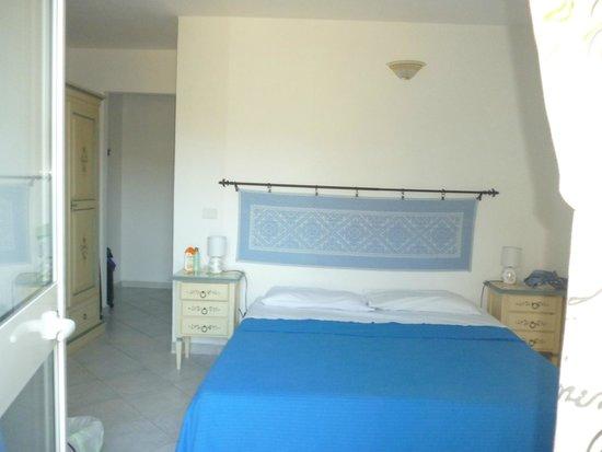 Bed & Breakfast Da Antonella : la camera da letto