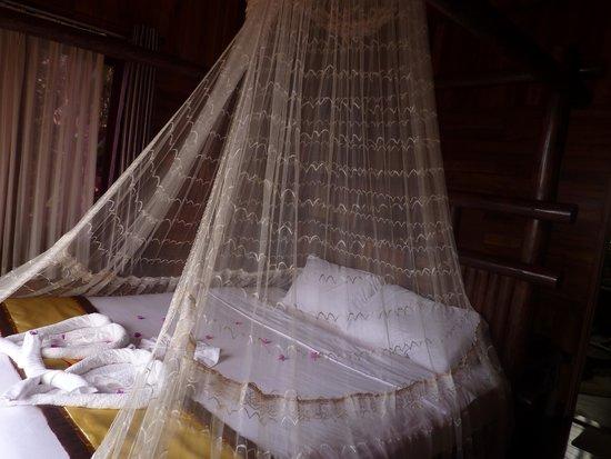 Chez Carole Resort: Notre chambre