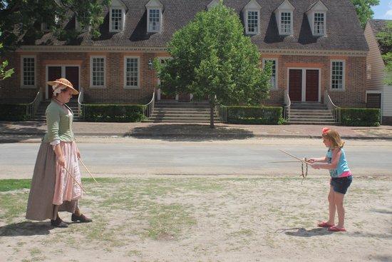 Colonial Williamsburg : Williamsburg
