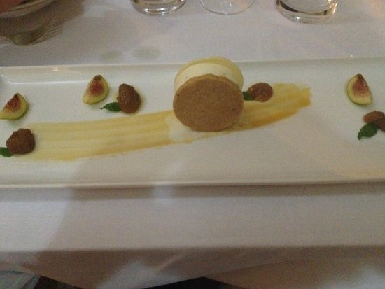 Esplanade Zagreb Hotel : dessert