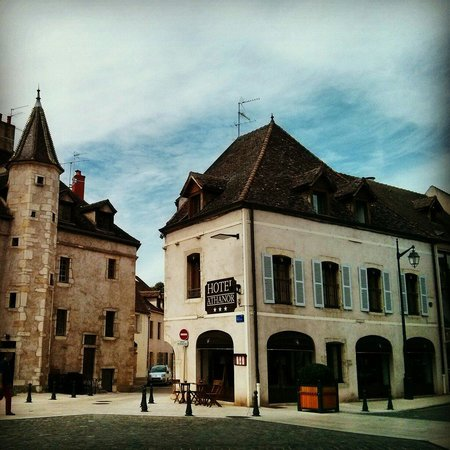 Picture of hotel athanor beaune tripadvisor for Hotels beaune