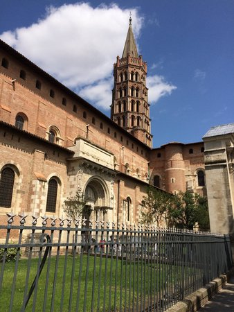 Basilique Saint-Sernin : Basílica
