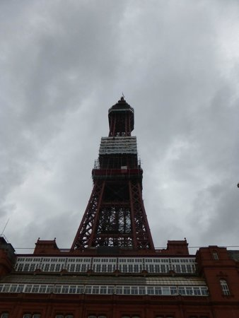 The Blackpool Tower: tower