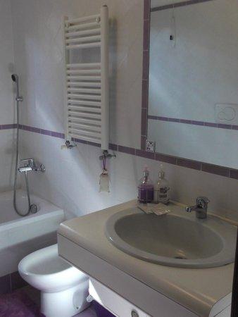 Il Casale dell'Ara delle Rose Bed & Breakfast: bagno