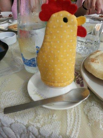 Chigdem Hotel: Breakfast.