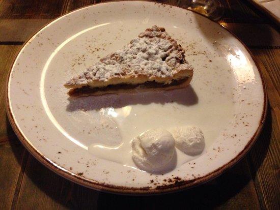 Etno Dvaras: Tarta de manzana