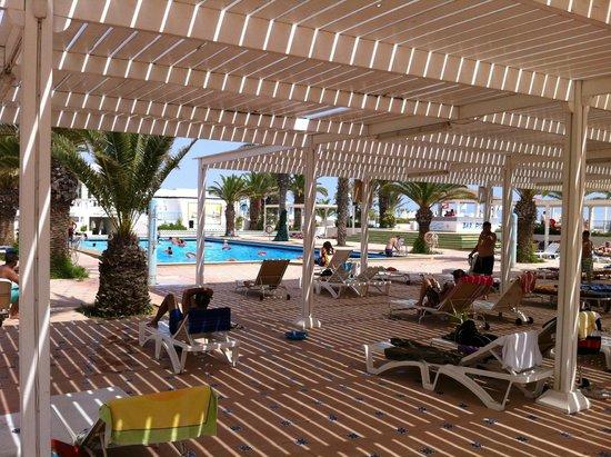 El Mouradi Club Selima: Pool