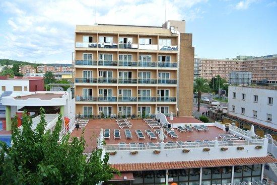Maria del Mar: Hotel