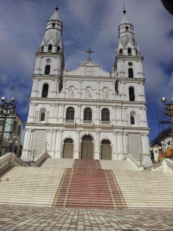 Igreja Nossa Senhora Das Dores : Linda escadaria