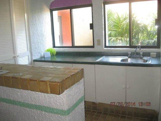 Cancun Clipper Club: un poco de la habitacion