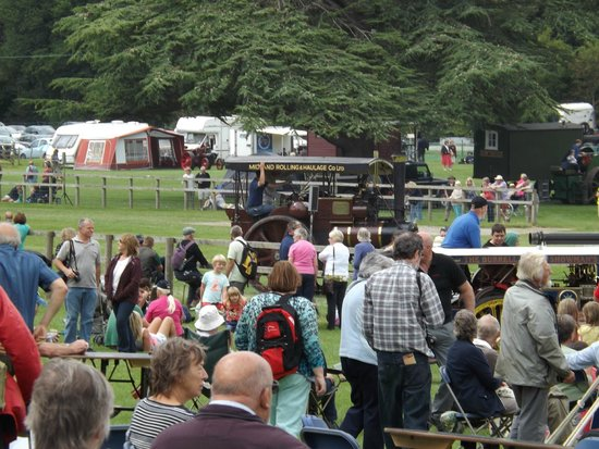 Weald & Downland Living Museum: Traction engine Rally