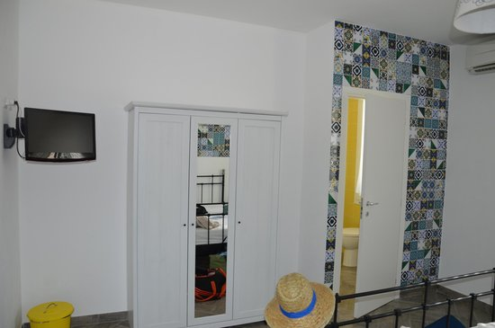 A babordo B&B: Chambre