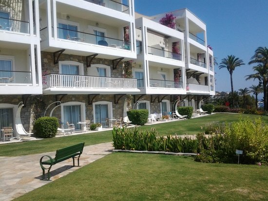 Hotel Baia Bodrum: small blocks