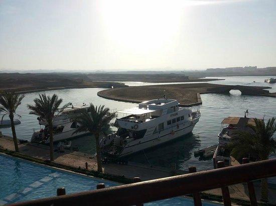 Marina Lodge at Port Ghalib: Panorama