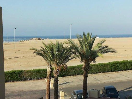 Marina Lodge at Port Ghalib: Panorama dal viz