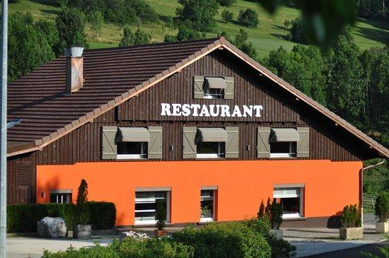Restaurant Entre Roches