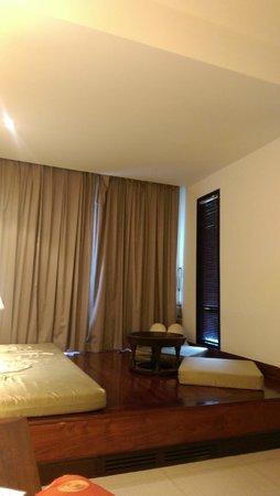 Patong Paragon Resort & Spa : chillax corner