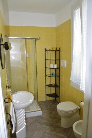 A babordo B&B: Salle de bain