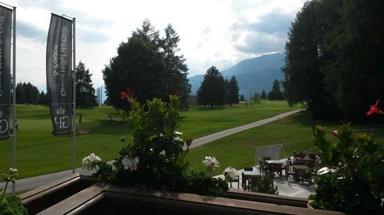 Grand Hotel du Golf & Palace : golf