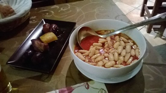 Taberna Salcedo : fabada