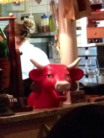 L'Arazur : Elle est vache !!!