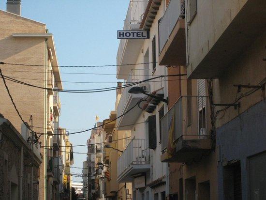 Hotel Bonaire : bien situado
