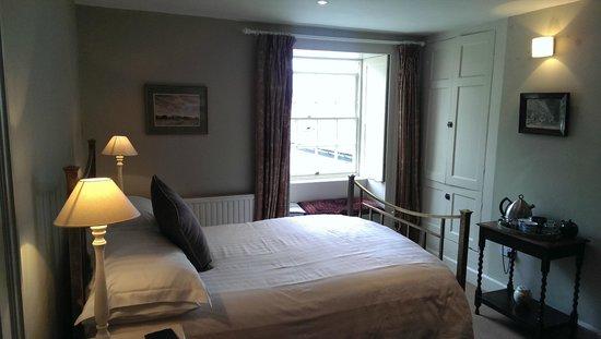 Churchbank Bed and Breakfast : The Garden Room